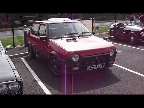 Fiat Ritmo Strada Abarth 105 TC