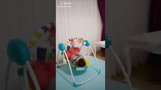 Funny Baby in style