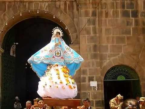 Santa Cecilia Virgen y Martír - Patrona de los Músicos: Fiestas del Cusco