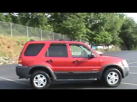 for sale 2002 ford escape xlt v6 1 owner stk p6708c youtube. Black Bedroom Furniture Sets. Home Design Ideas