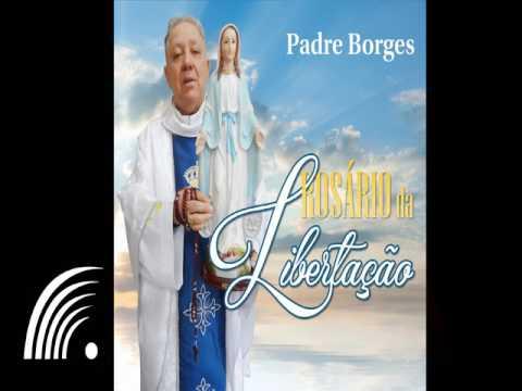Padre Borges - Rosário da Libertação  -Partic Coral Nossa Senhora de Loreto & Força Aérea