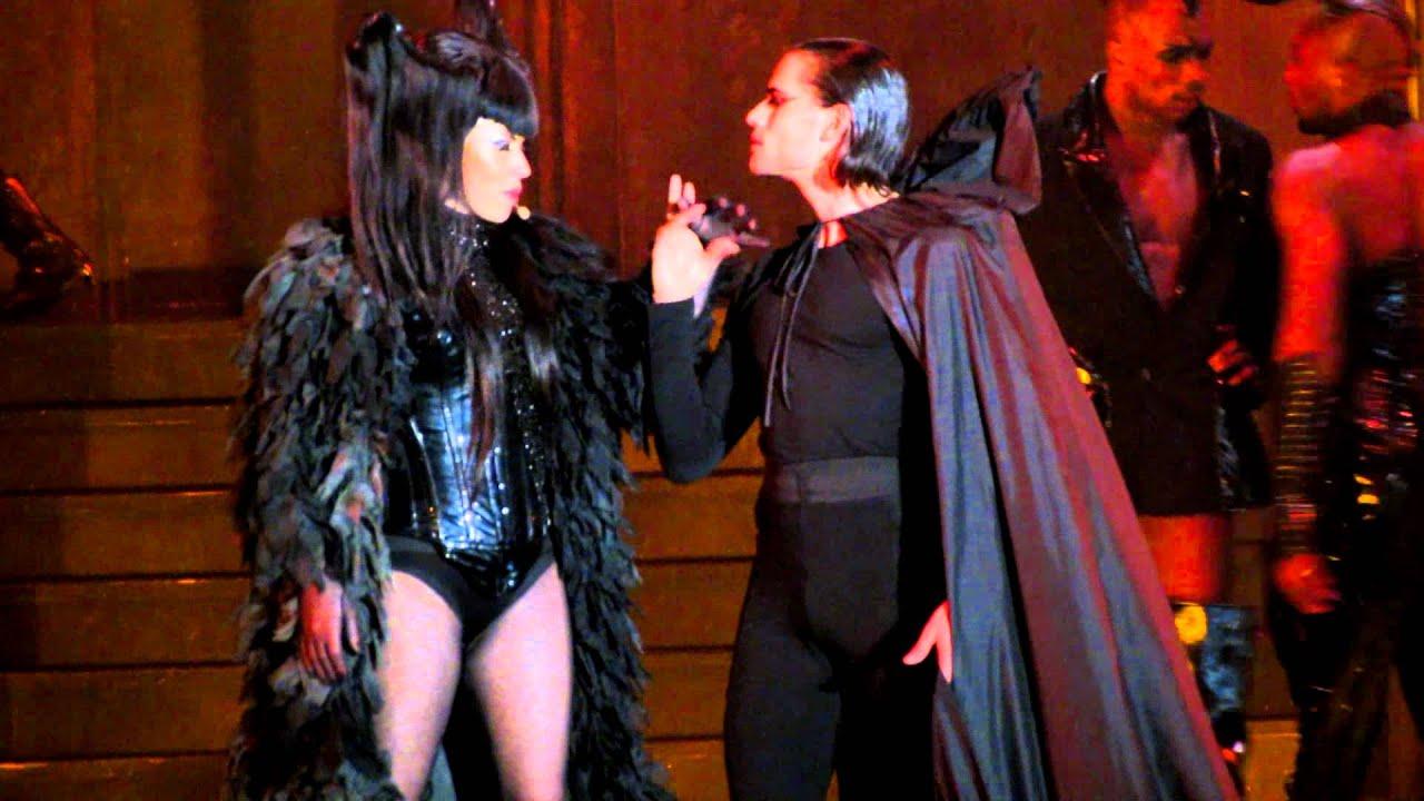 Dracula laissez vous tenter line ginie youtube - Laissez vous tenter ...