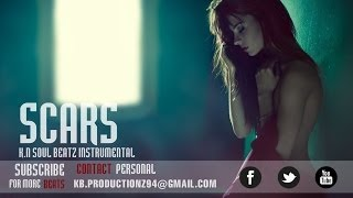 "Sad East Coast HipHop/Pop Instrumental Beat ""SCARS"" 2014 *NEW*"