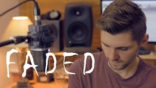 Alan Walker - Faded (Cover By Ben Woodward)