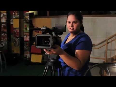 Program Spotlight: Television and Digital Media Production