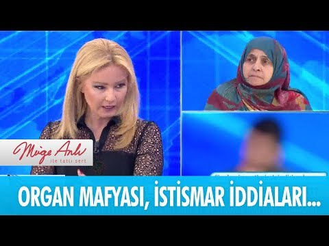 Recep Tanhal, başından geçen olayları anlatıyor - Müge Anlı ile Tatlı Sert 28 Aralık 2018