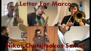 Letter For Marco - Nikos Chatzitsakos
