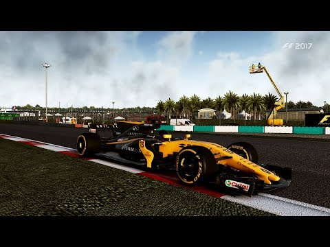 F1 2017 Karriere #155 - Malaysia Sepang Qualifying - Im Red Bull Sandwich - Renault Saison 2