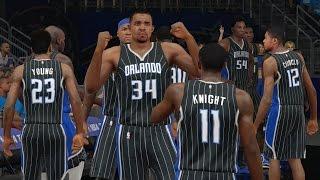 NBA 2K15 Goof Troop Playoffs - Round 2 vs. Toronto