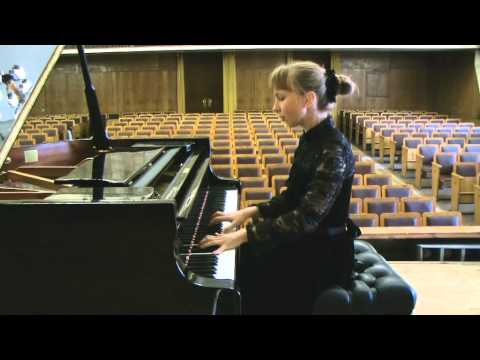 Alexander Skriabin 2 Mazurkas Op.3 No.6,7 Played By Anastasia Shaposhnikova