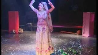 Ek Radha Ek Meera - Oksana Rasulova - indian bollywood dance