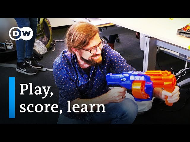 How games shape the world - Gamification | DW Documentary
