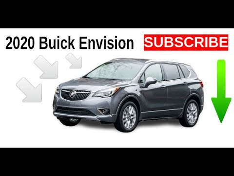 Full review for *2020 Buick Envision*, modern SUV vehicle, exterior, and interior!!!