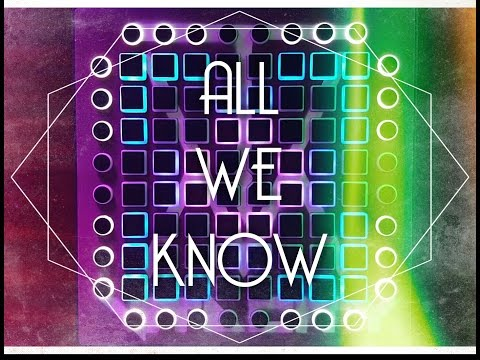 The Chainsmokers - All We Know (ft. Phoebe Ryan) // Launchpad Cover + Project File