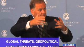 Threats Facing America and its Allies: House Intelligence Committee Chair, Rep Mike Rogers