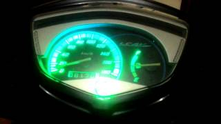 led rgb speedometer old jupiter mx