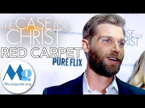 THE CASE FOR CHRIST Red Carpet feat: Mike Vogel, Erika Christensen, Robert Forster