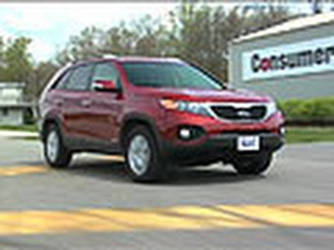 2011-2013 Kia Sorento Review | Consumer Reports