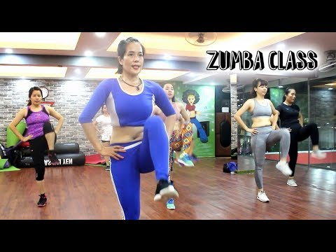 33 Mins Aerobic Dance Workout for weight loss l Aerobic Dance Workout Step By Step l Zumba Class