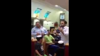 הקפות שניות דניאל ורפי עזרי כורדית מרוקאית