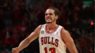 Joakim Noah: The Most Intense Player In The NBA