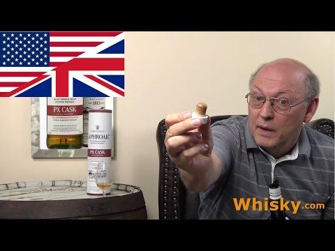 Whisky Review/Tasting: Laphroaig PX Cask