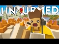 Unturned Funny Moments With Friends (Chicken Noises, Glue Addicts, Arena Fails and More!)