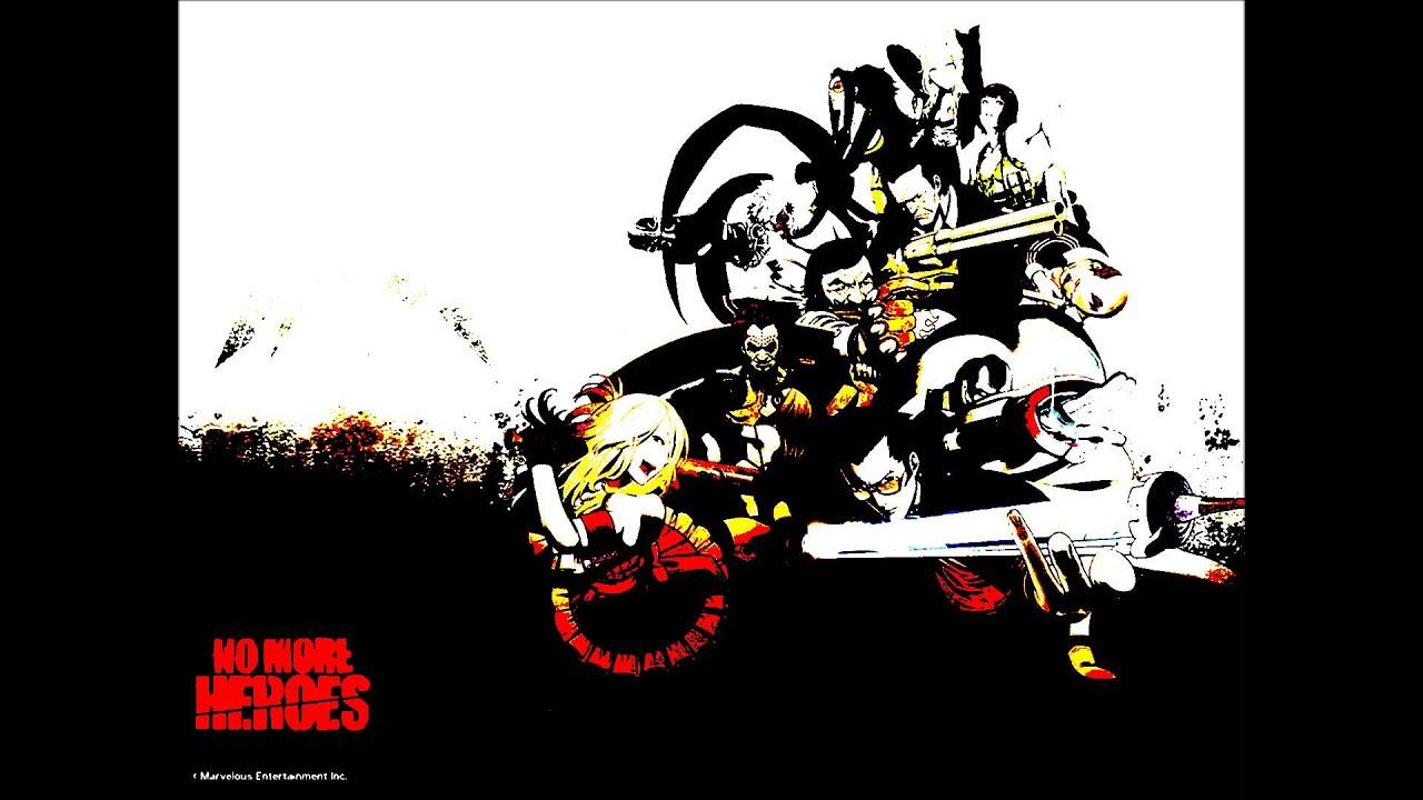 No More Heroes - Remix
