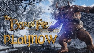 PlayNow: The Bards Tale 4 Barrows Deep   PC Gameplay