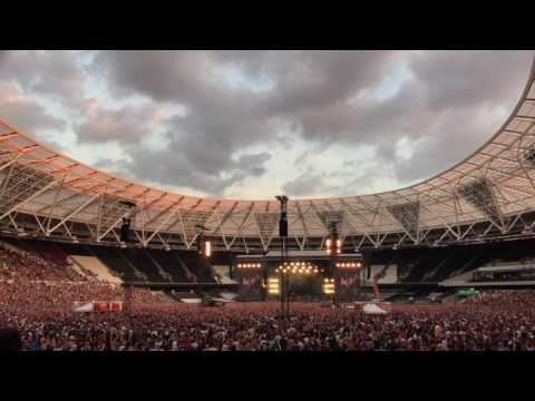 Guns N' Roses Live at London Stadium 2017