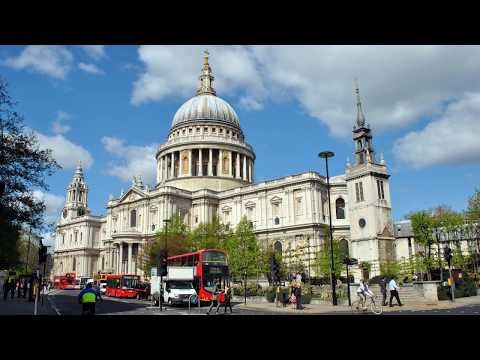 St. Paul's Cathedral - London (England)