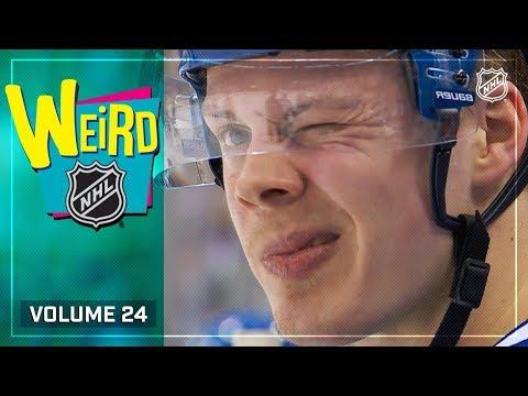Weird NHL Vol. 24: The one before Weird 25
