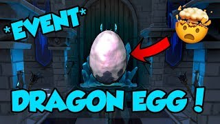 The DRAGON EGG in Fortnite Battle Royale! *leaked*
