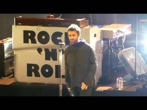 Liam Gallagher - Supersonic (Greek Theater, Los Angeles CA 5/11/18)