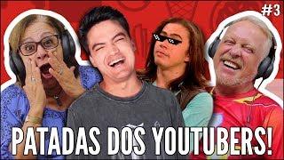 IDOSOS REAGEM AS MAIORES TIRADAS DOS YOUTUBERS - TURN DOWN FOR WHAT TV