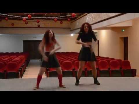 INNA - Diggy Down Choreography E&E