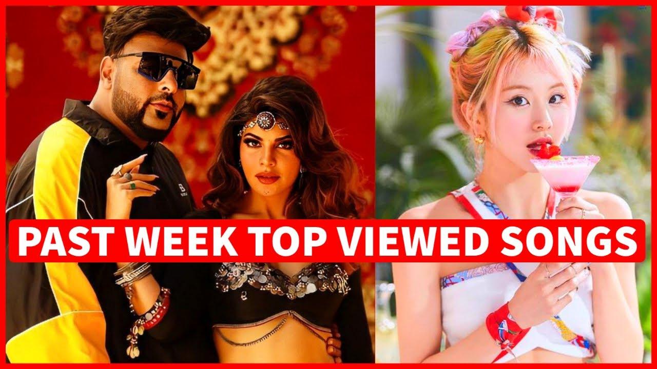 Global Past Week Most Viewed Songs on Youtube [14 June 2021]