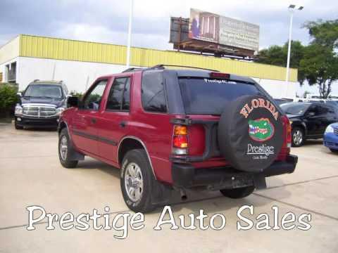 Isuzu Rodeo LS $4995 in Ocala Florida