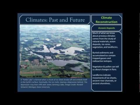 How We Know About Past Climates