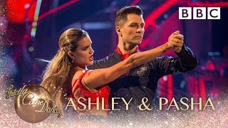 Ashley Roberts and Pasha Kovalev Tango to 'Look What You Made Do' - BBC Strictly 2018