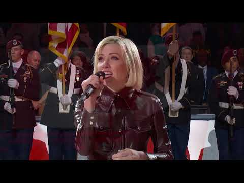 Carly Rae Jepsen Sings The Canadian National Anthem | 2019 NBA All-Star thumbnail