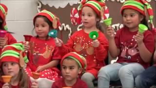 Dillman Kindergarten Christmas Program