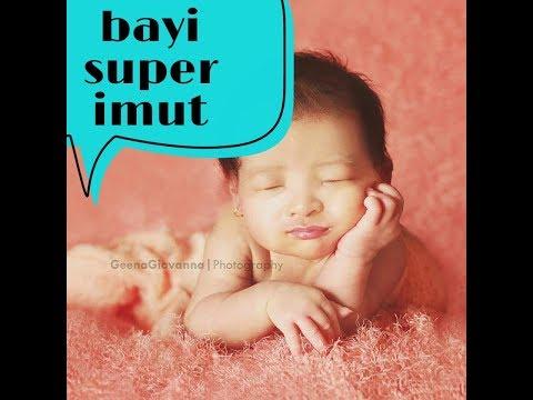 Newborn foto bayi 12 hari | lucu dan menggemaskan