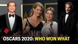 Oscar Awards 2020: Complete Winners List | 92nd Academy Awards