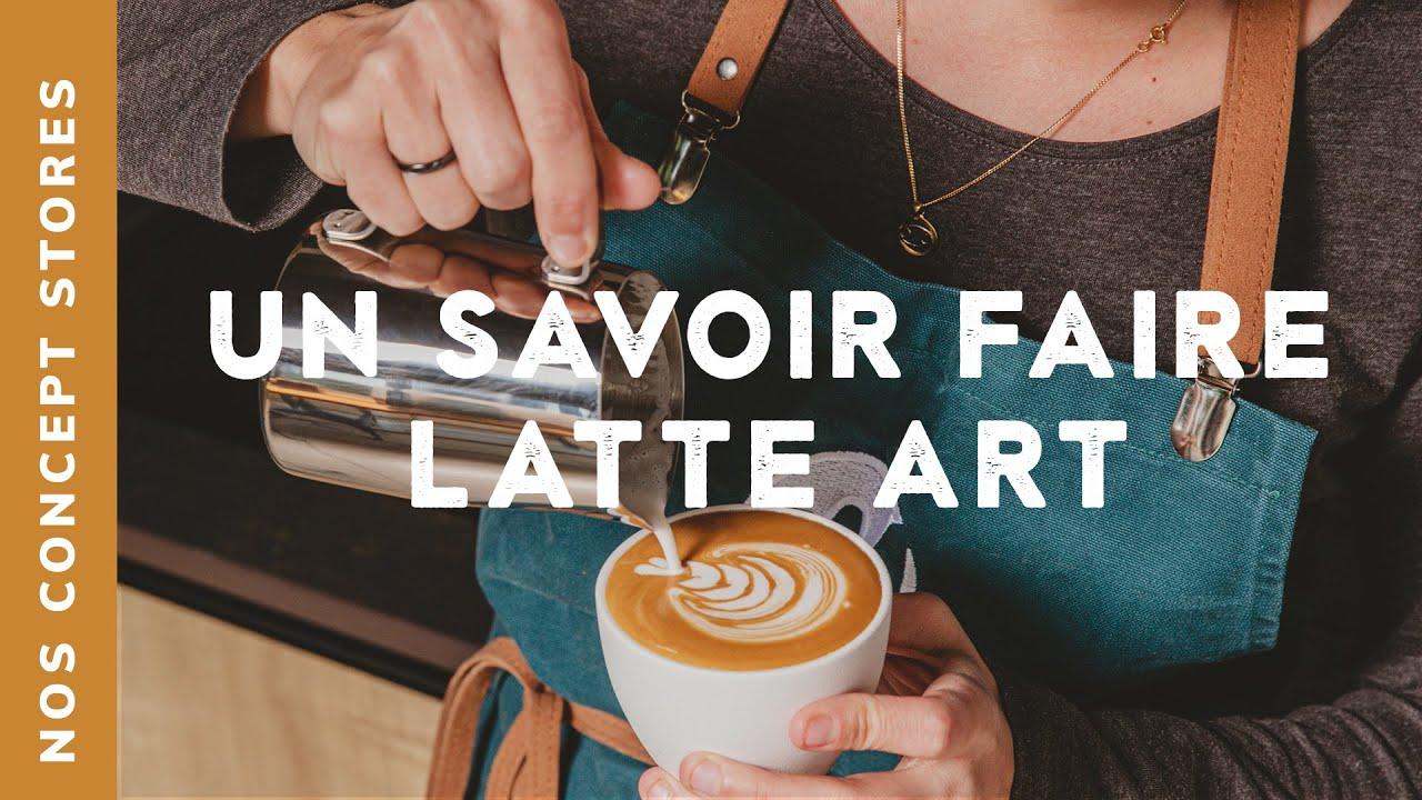 MaxiCoffee Coffee Shop & Store - LATTE ART - La Teste de ...
