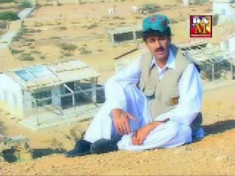 pashto song(singer from balochistan quetta hussain haseer brahvi)pashtoons