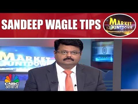 Buy Tata Elxsi, Sell Tata Steel: Sandeep Wagle   Market Countdown   16th March 2018   CNBC Awaaz