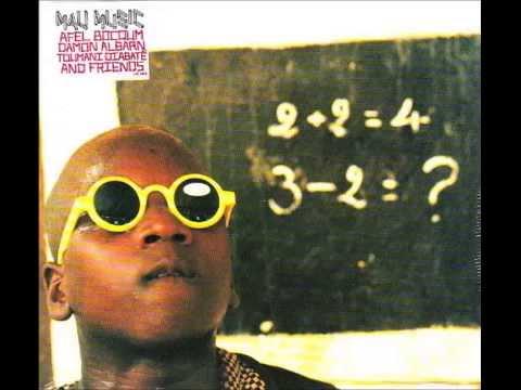 Damon Albarn & Mali Music - The Djembe