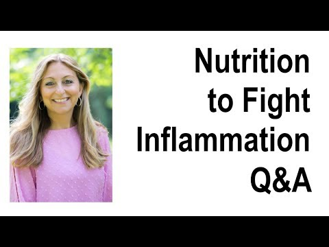 Nutrition to Fight Inflammation Information Session