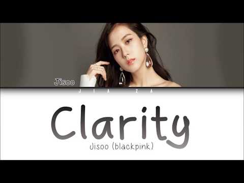 "JISOO (BLACKPINK) ""CLARITY"" (Sub Indo) Lirik {Color Coded-Rom-Ind}"